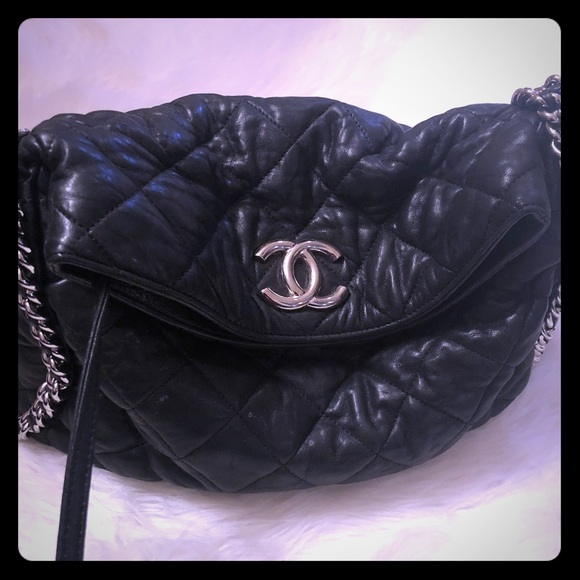 f4bfc175cd0adc CHANEL Bags | Authentic Chain Around Bag | Poshmark